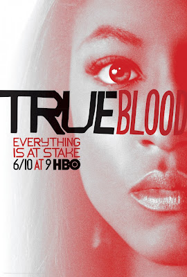 True Blood Season 5 Character Movie Posters - Rutina Wesley as Tara Thornton