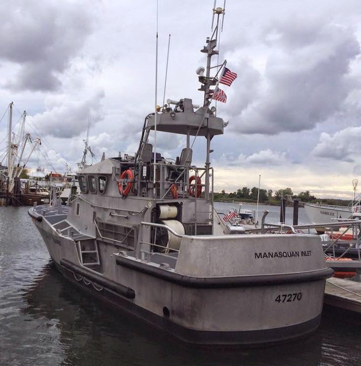 47' Motor Lifeboat