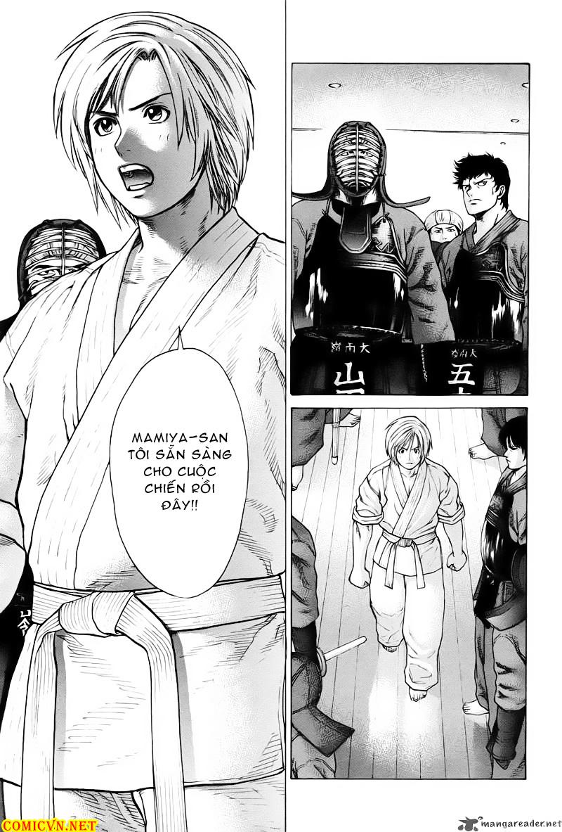 Karate Shoukoushi Kohinata Minoru chap 22 Trang 2
