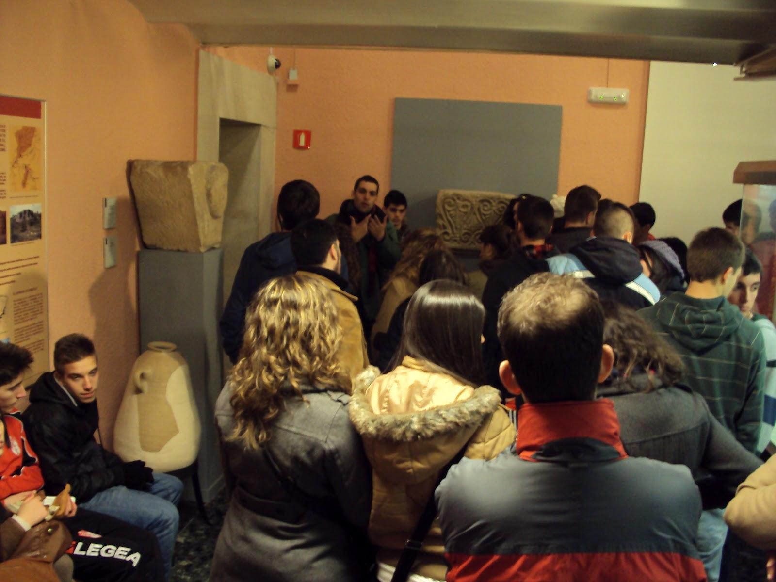 Viaje al tiempo de los iberos visita guiada al museo - Tiempo los villares jaen ...