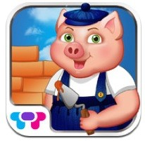FREE App iTunes Three Little Pigs Storybook