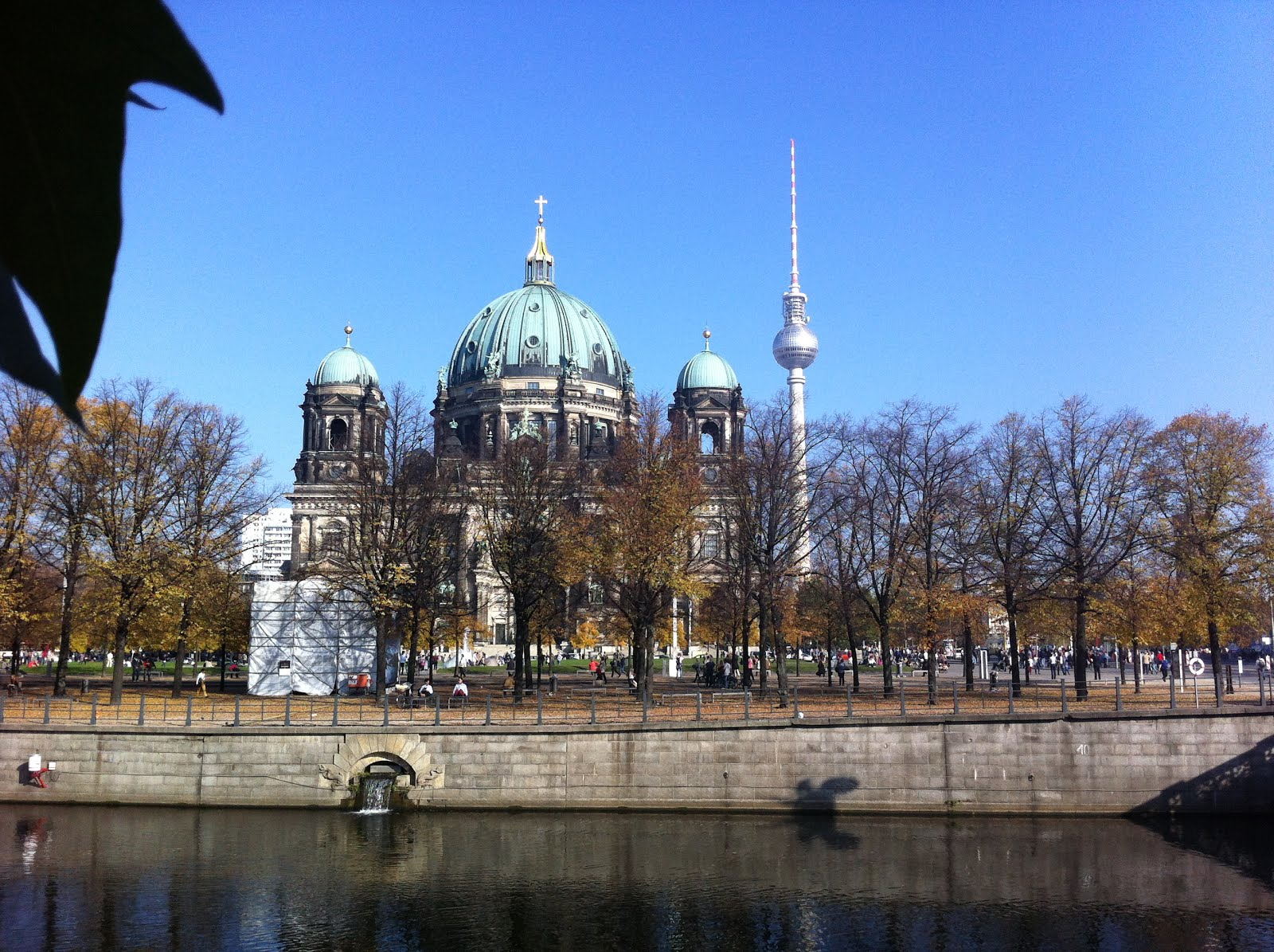 Discovering Berlin