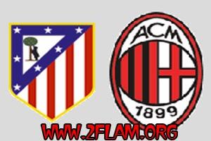 مشاهدة مباراة ميلان وأتلتيكو مدريد بث مباشر 19-2-2021 دوري أبطال أوروبا