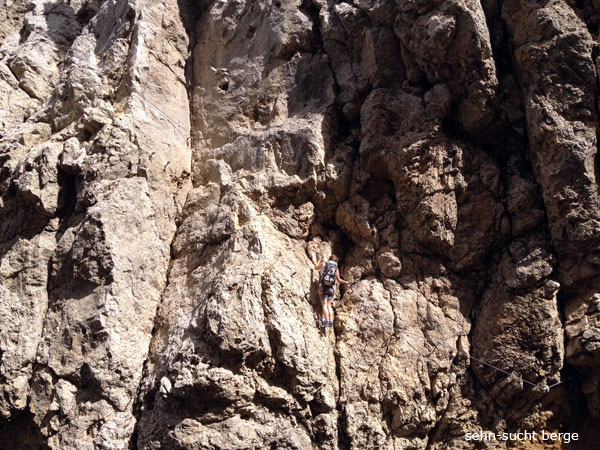 Klettersteig Rotwand : Klettersteige u erotwandu d und emasarègratu die schutzhütten im