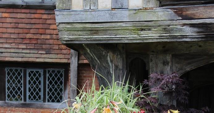 Derri re les murs de mon jardin retour d angleterre le butin - Derriere les murs de mon jardin ...