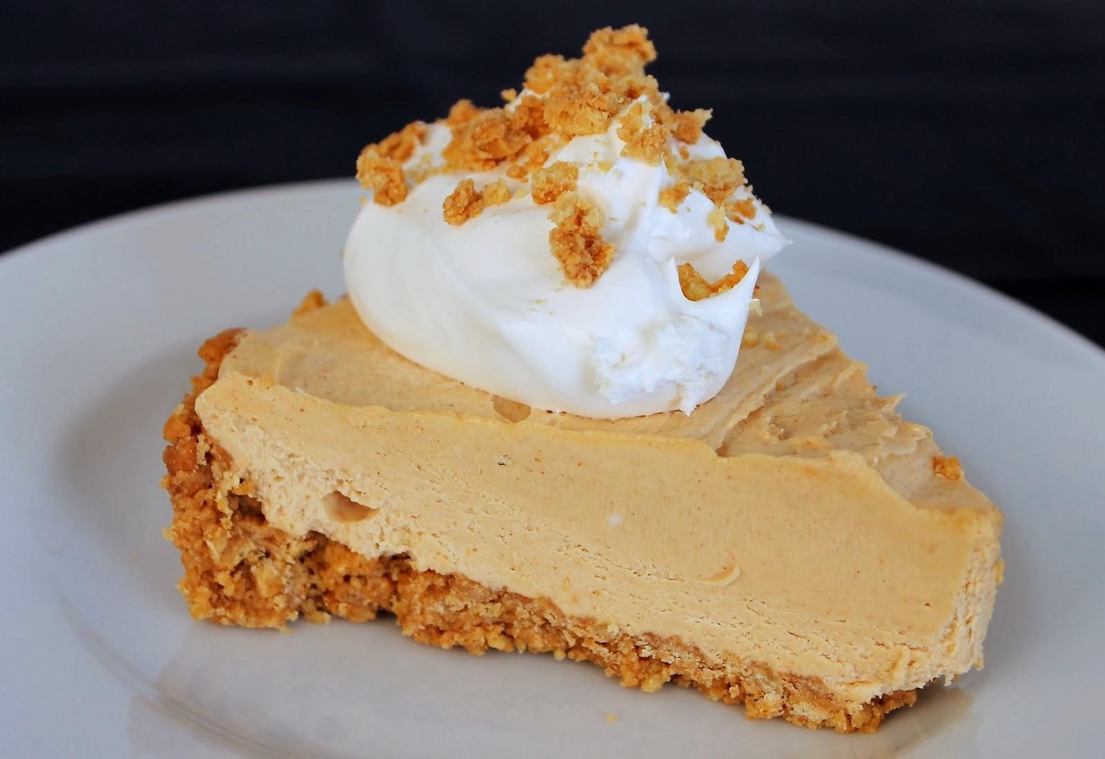 Super Creamy Nutter Butter Peanut Butter Pie - MyThirtySpot