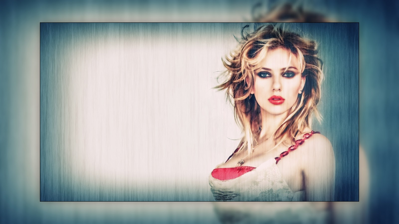 Scarlett Johansson Hot HD Wallpaper