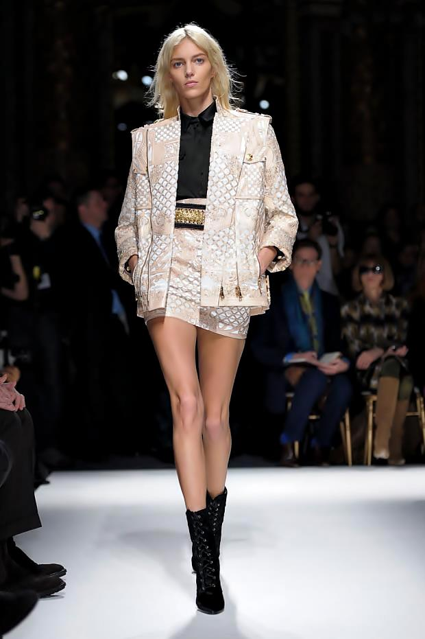 1001 fashion trends: Pierre Balmain Fall-Winter 2012-2013