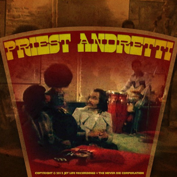 Curreny Priest Andretti Curren$y   Priest Andretti (Mixtape)
