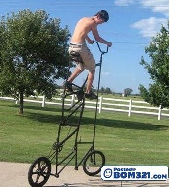 Basikal Yang Mengarut
