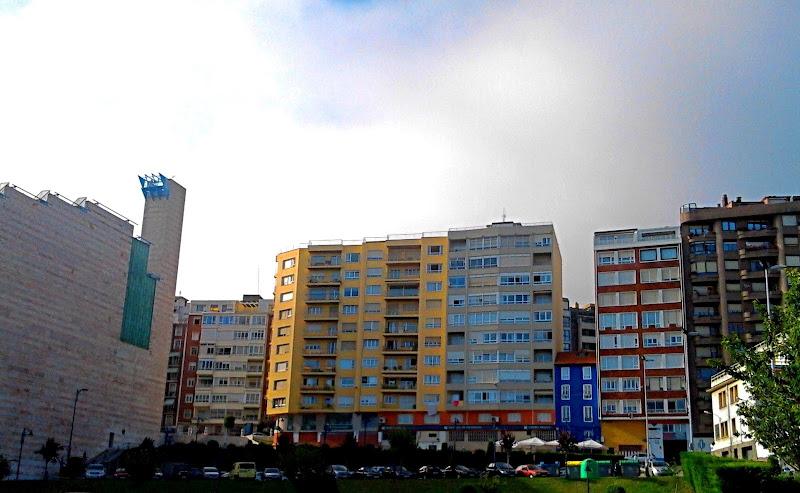 Edificios de la Calle de la Union