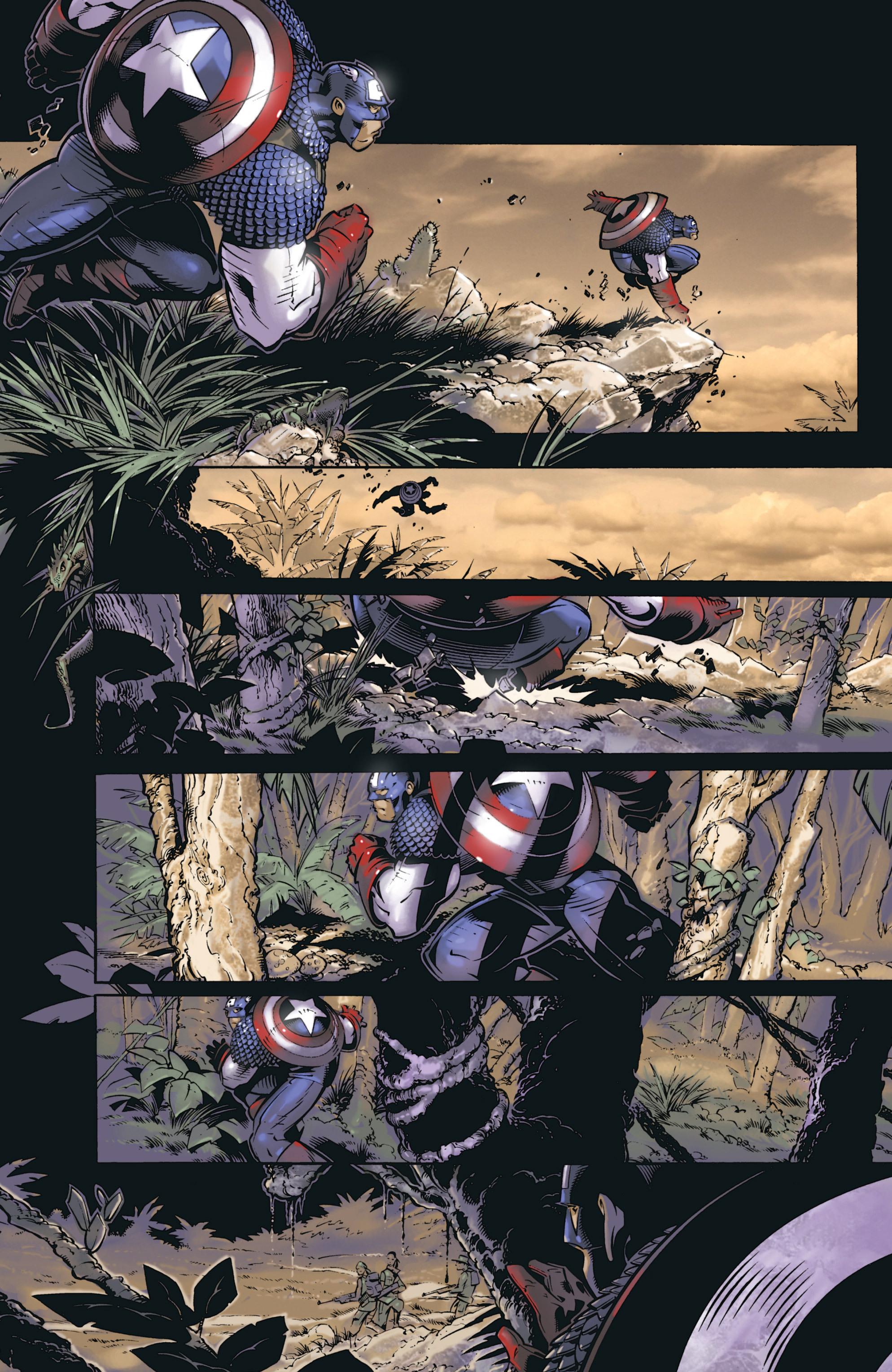 Captain America (2002) Issue #23 #24 - English 17