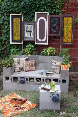 Garden Week 15 Awesome DIY Outdoor Furniture Ideas VINTAGE ROMANCE STYLE