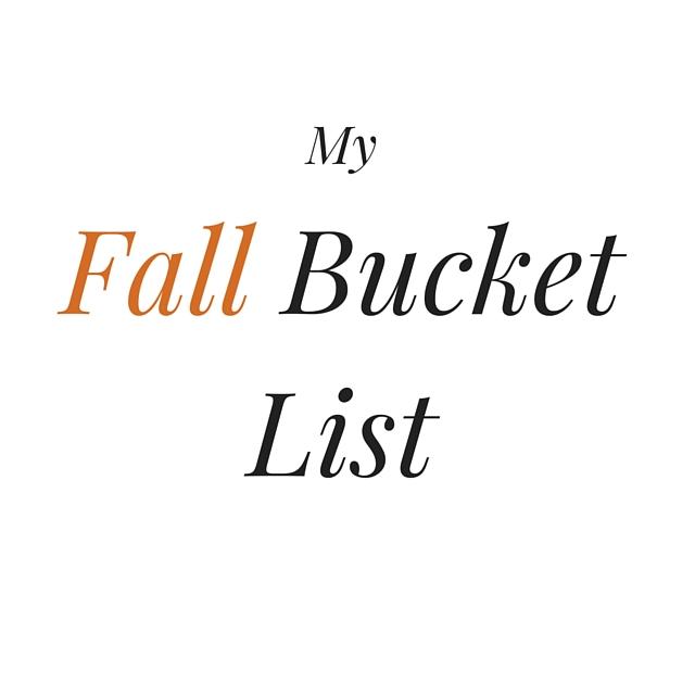 Full-Autumn-Bucket-List