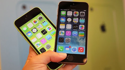 iPhone 5S dan iPhone 5C dilancarkan Apple