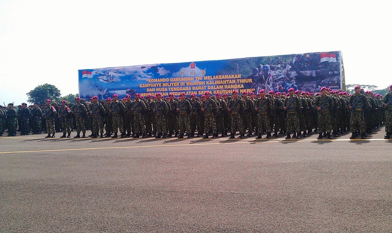 Komando Gabungan Wilayah Pertahanan Segera Diputuskan Presiden