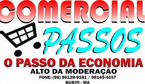 COMERCIAL PASSOS - O PASSO DA ECONOMIA