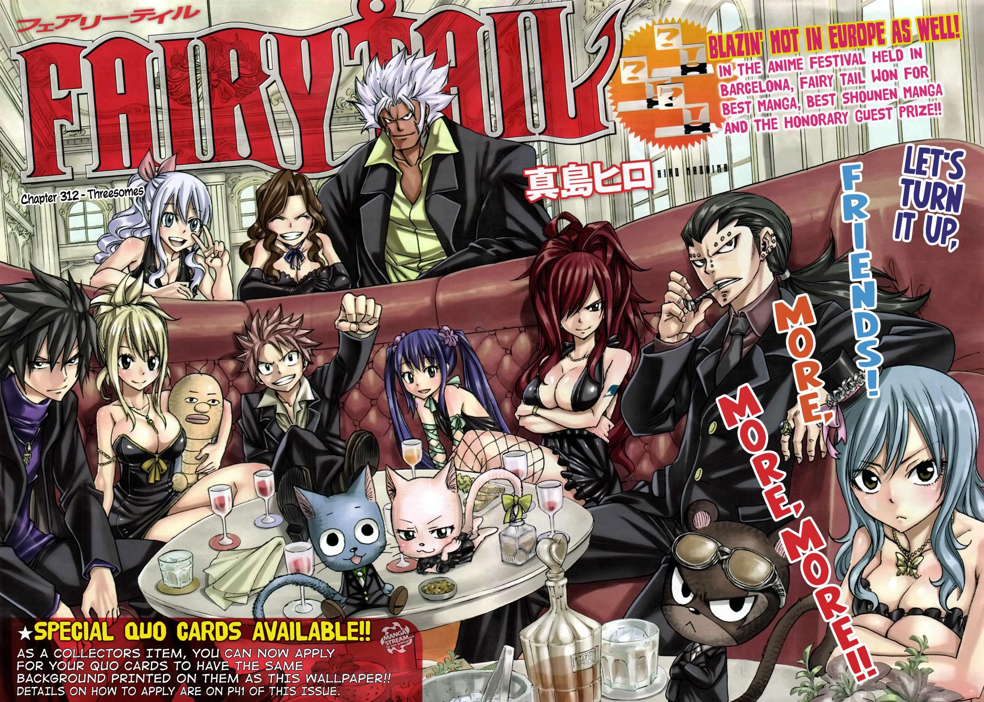 Fairy Tail chap 312 page 2 - IZTruyenTranh.com