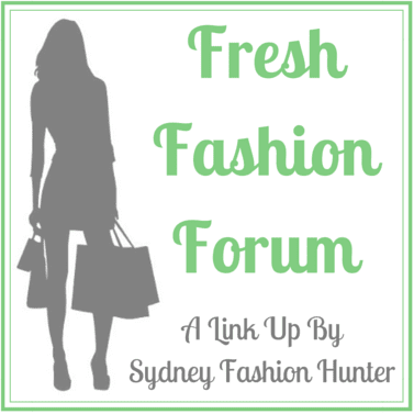 "Hosted by ""Sydney Fashion Hunter"""