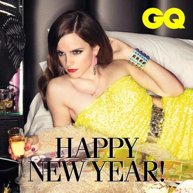 Emma Watson - GQ Magazine, February 2015