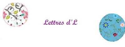 Lettres d'L