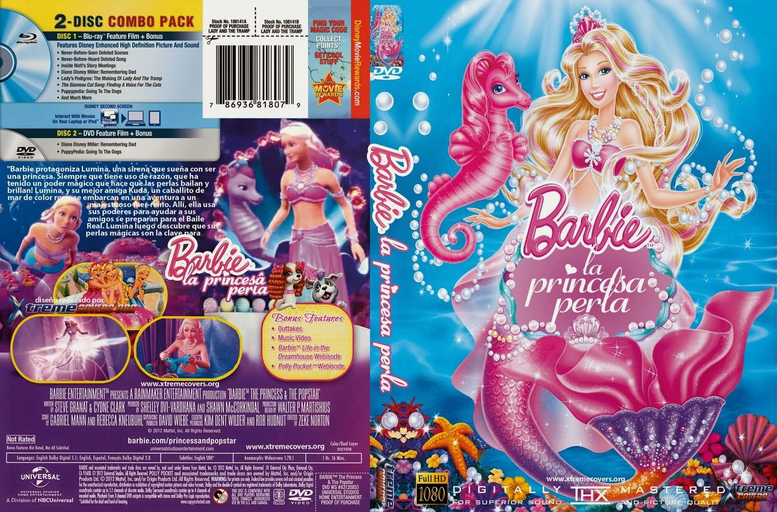 musica de la barbie: