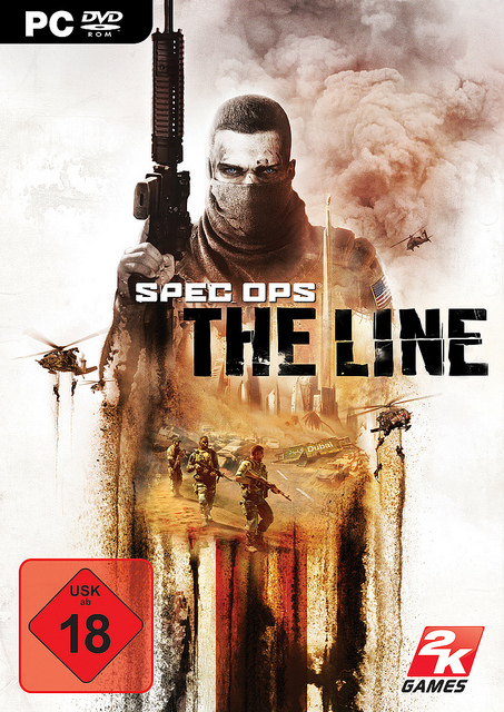 Spect Ops: The Line PC Game