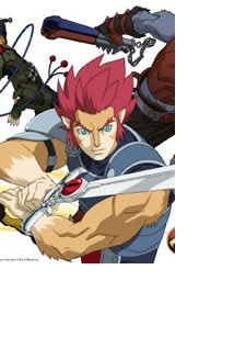Thundercats (2011) 1×13 S01E13 Between Brothers español online