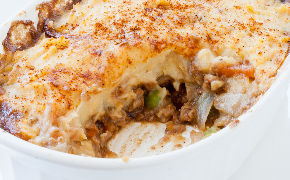 SPICE ISLAND VEGAN: Vegan Cottage Pie with a Twist