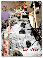 20/Junio. Fiesta de San Juan. Puerto de Béjar