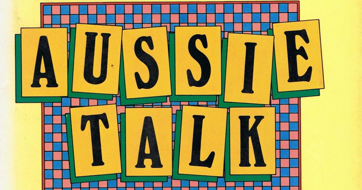 how to talk like aussie