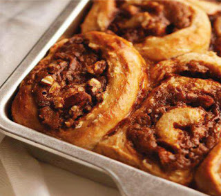 Dark and Dangerous Cinnamon Buns Recipes
