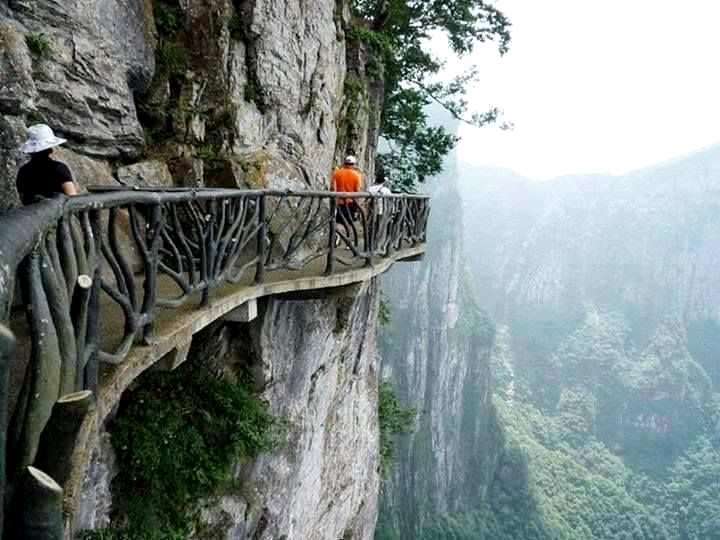 Berikut ini ada beberapa foto Tempat Wisata Di China