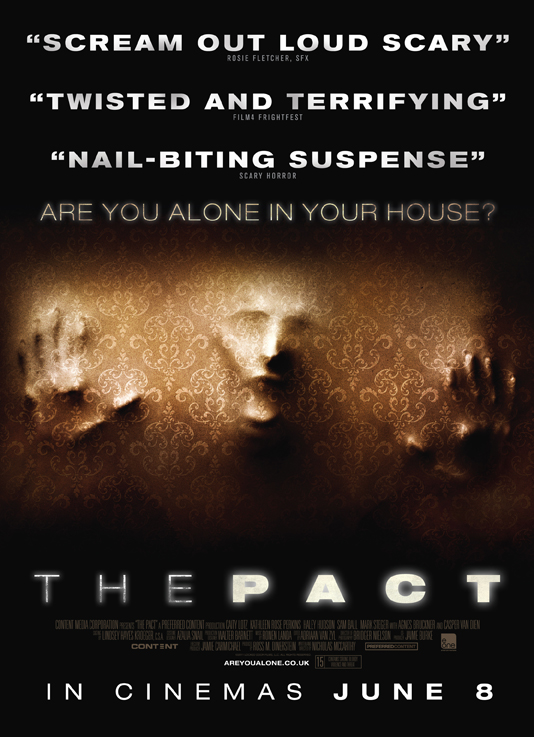 Watch The Pact Movie Online Free 2012