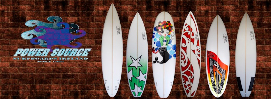 Power Source Surfboards Ireland