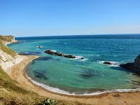 plaża, kanał La Manche,