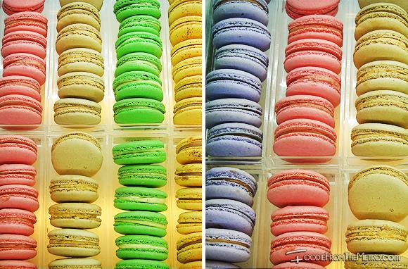 Foodie from the Metro - Chez Karine Bakery Macarons