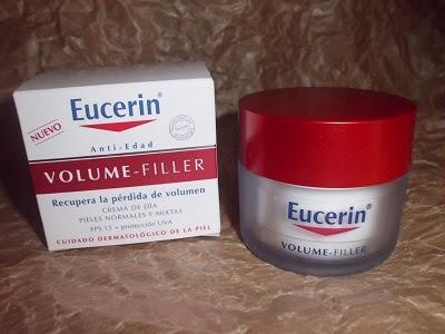 Eucerin Volume-Filler, Crema de día
