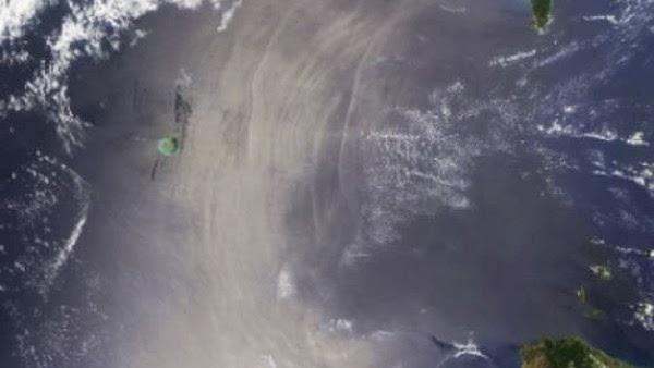 gelombang raksasa, arus bawah laut