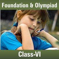 Study Material for Foundation & Olympiad ( Class VI )