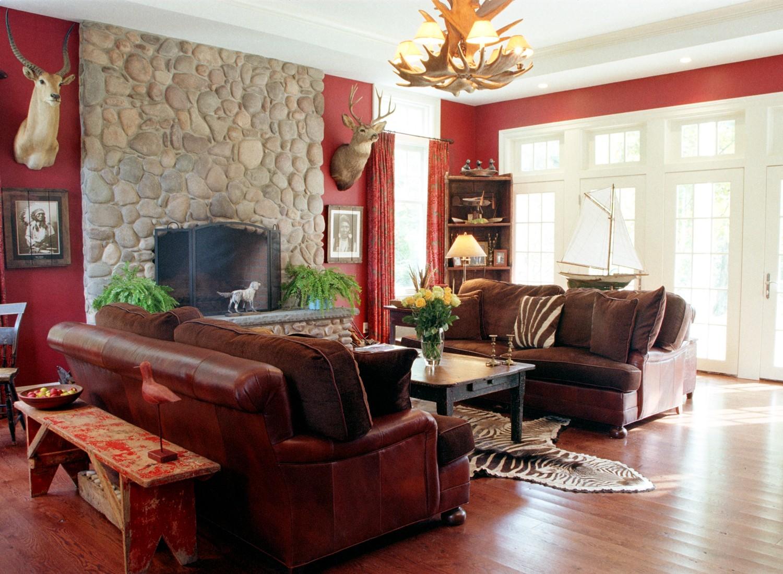Creative Design Ideas For Decorating A Living Room | Dream House ...