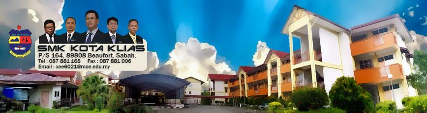 SMK Kota Klias, Beaufort, Sabah