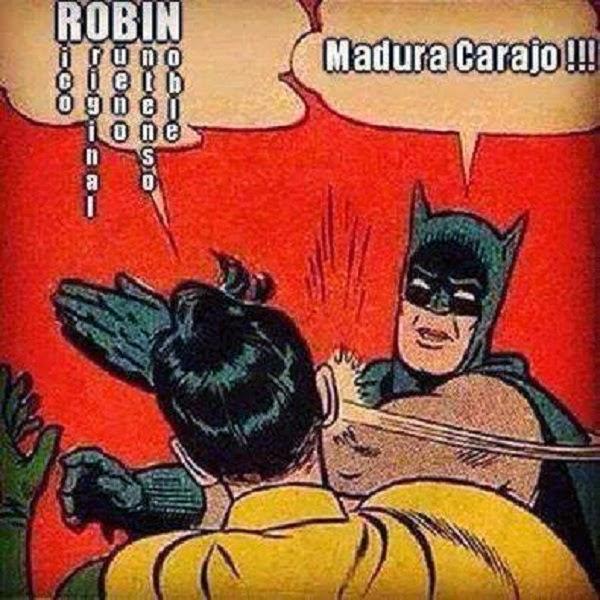 Ya madura Robin