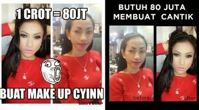 Meme Amel Alvi Jadi Guyonan di Sosmed