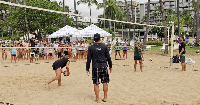 Beach Volleyball Kaua 39 I