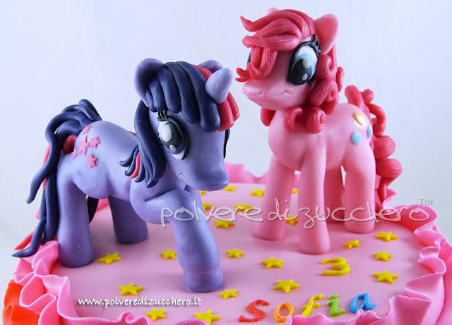 my little pony polvere di zucchero
