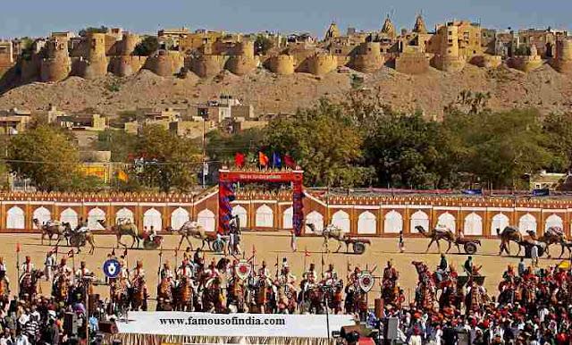 trip tourism in Rajasthan image