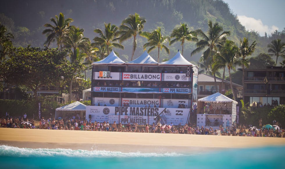 15 Billabong Pipe Masters 2014 Billabong Pipe Masters Foto ASP