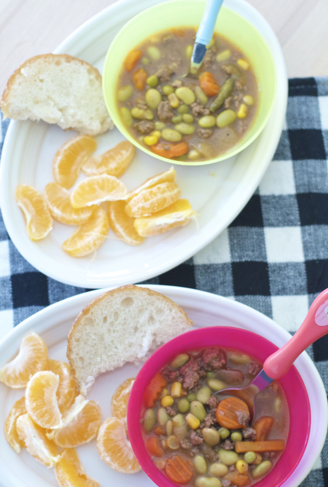 healthy vegetable meals for toddlers