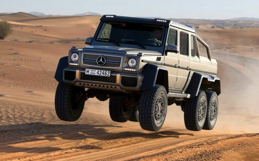 Foto Mercedes jenis G - Class
